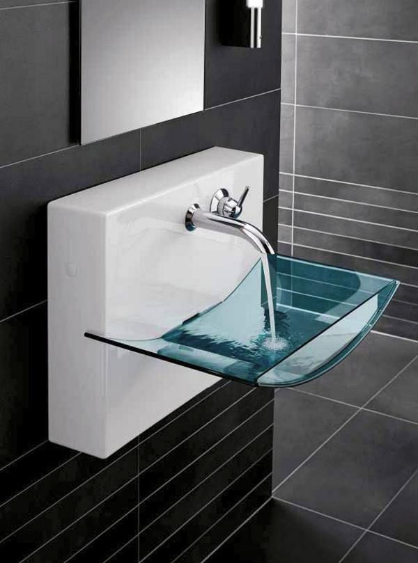 10 Stylish Designer Glass Sinks Bathroom Sink Design Modern