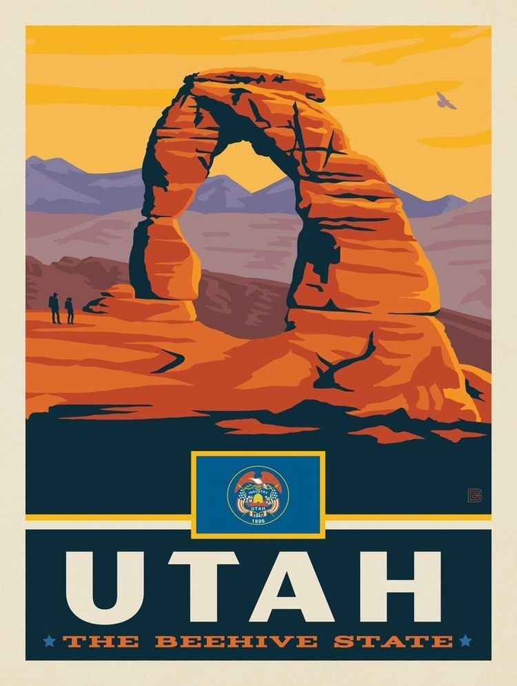 Anderson Design Group Vintage travel posters, Travel