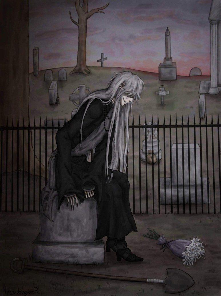 Undertaker: In the Graveyard by NinjaDragon3 on deviantART