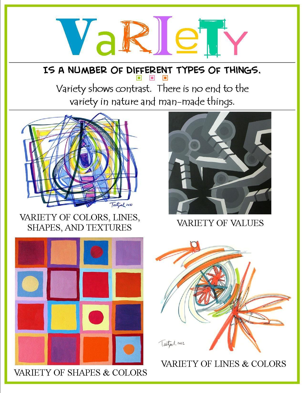 Variety Poster.jpg 1,275×1,650 pixels | Art lessons ...