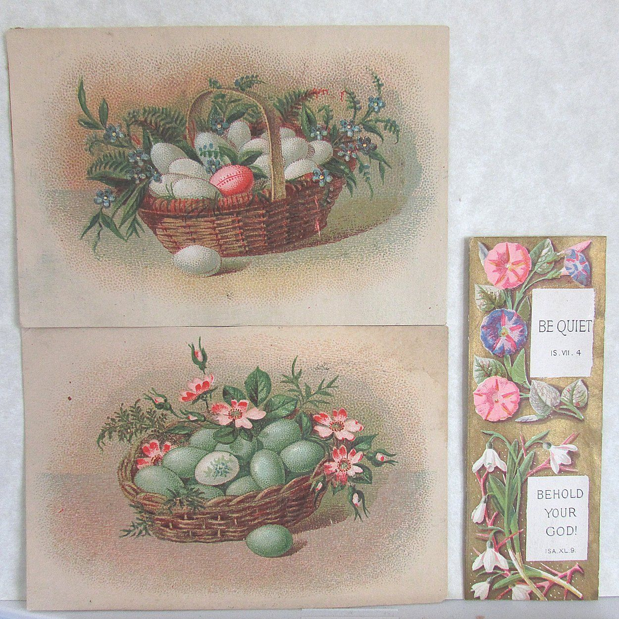 12 victorian greeting cards bible religious sayings quotes flower 12 victorian greeting cards bible religious sayings quotes flower children ebay m4hsunfo