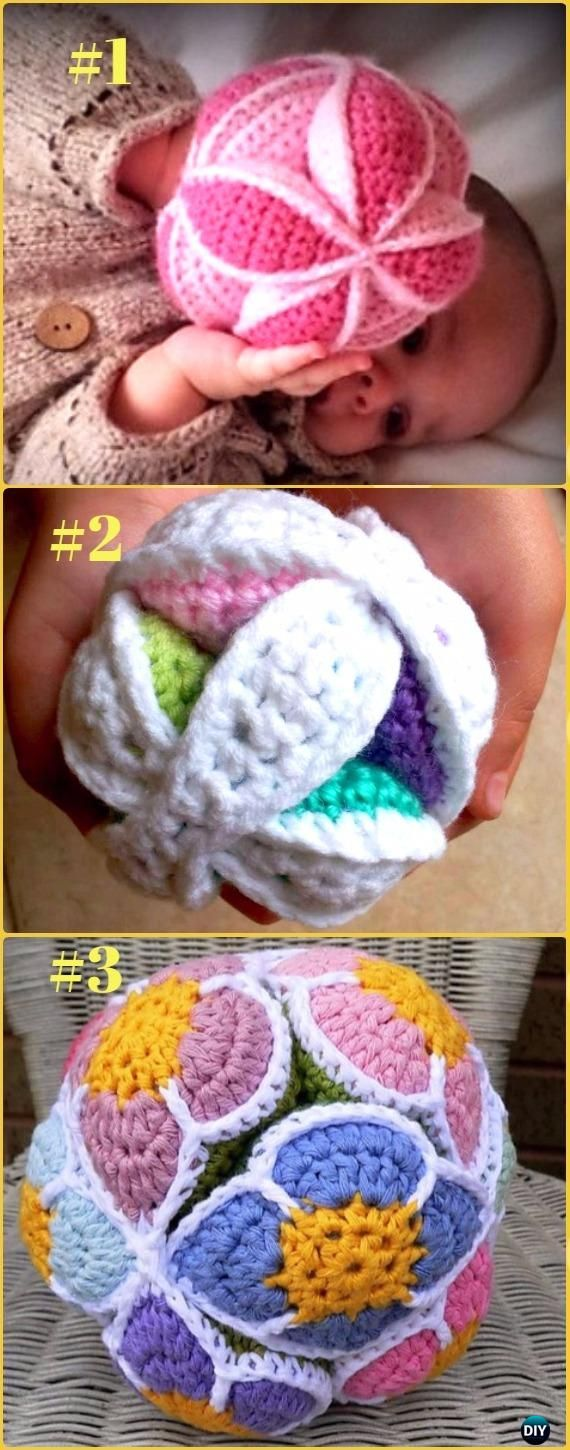 Crochet Amish Puzzle Ball Free Patterns Crochet Baby Shower Gift