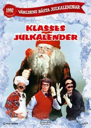 tusen år till julafton dvd