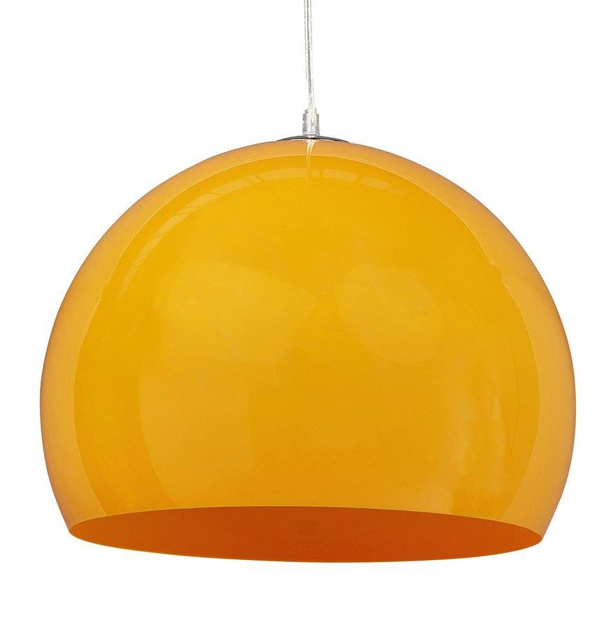 Meubelklik: KYPARA Hanglamp - Oranje > Verlichting - bestel online bij www.meubelklik.be