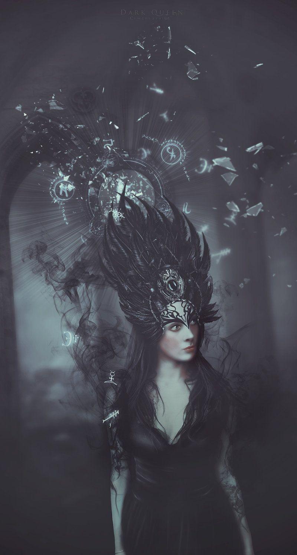 Dark-Queen by smzhh