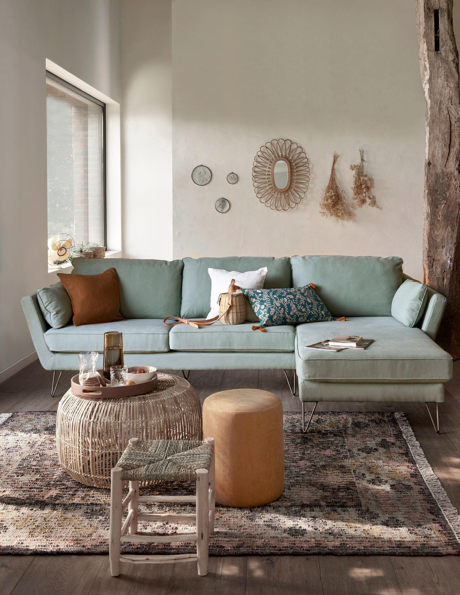 La Redoute Interieurs Nouveautes Collection Automne Hiver 2020 2021 En 2020 Decoration Salon Mobilier De Salon Peinture Salon