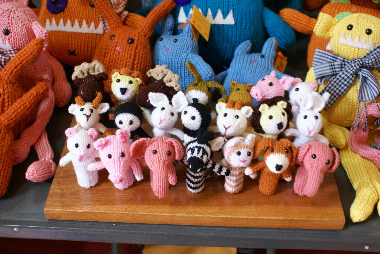 Im a fanry cute crochet finger puppetswwww too do im a fanry cute crochet finger puppets bankloansurffo Images