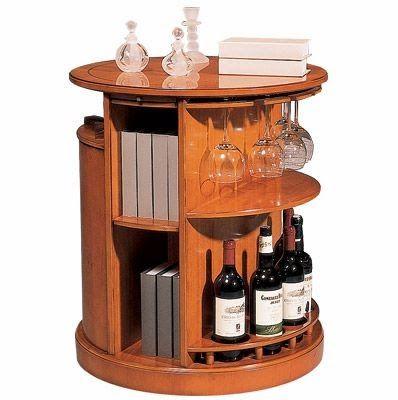 23 estantes y muebles para vinos y otros licores bar en for Muebles seres