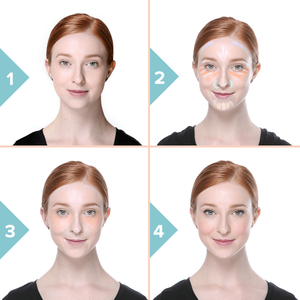 How to Use Color Correcting Concealer | Color correction makeup. Color correcting concealer. Corrective makeup