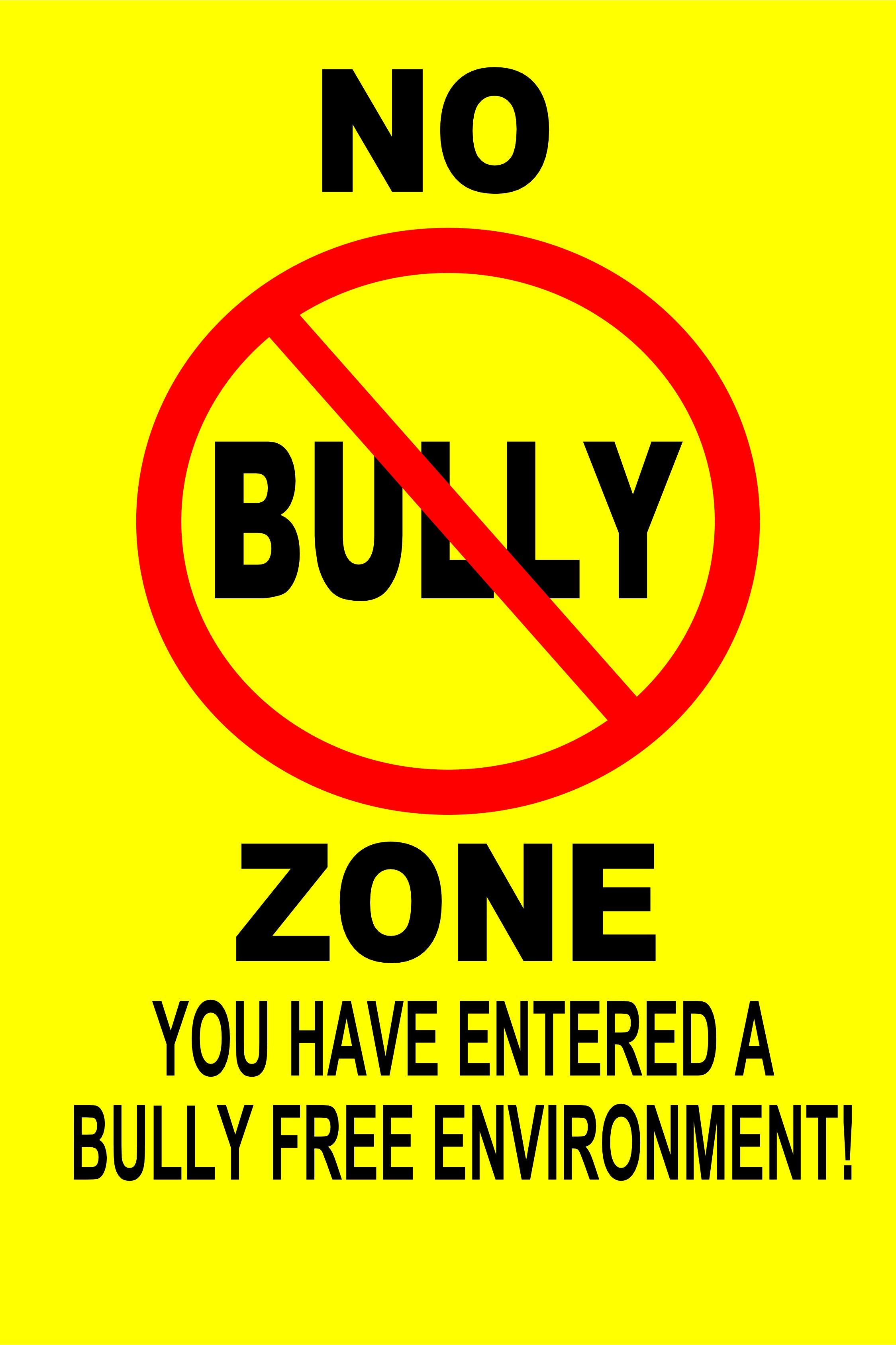 Promote A No Bully Tolerance In Your School With Our Full