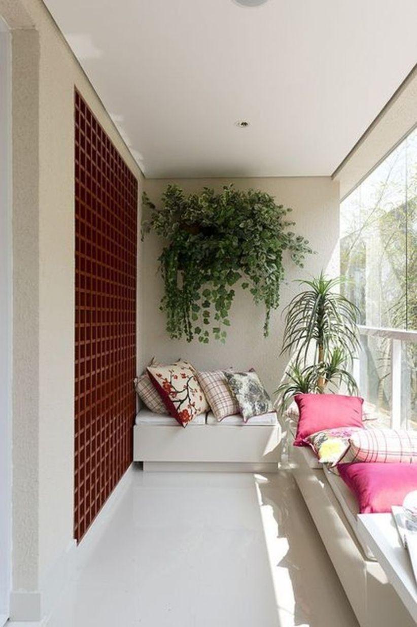 49 Cozy Small Apartment Balcony Decorating Ideas ...