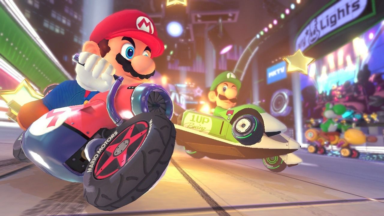 Mario Kart 8 Deluxe Announced for Nintendo Switch - IGN News Nintendo confirmed that the Wii U's Mario Kart 8 is making its way to the Nintendo Switch in the form of Mario Kart 8 Deluxe which will launch this April. January 13 2017 at 07:35AM  https://www.youtube.com/user/ScottDogGaming
