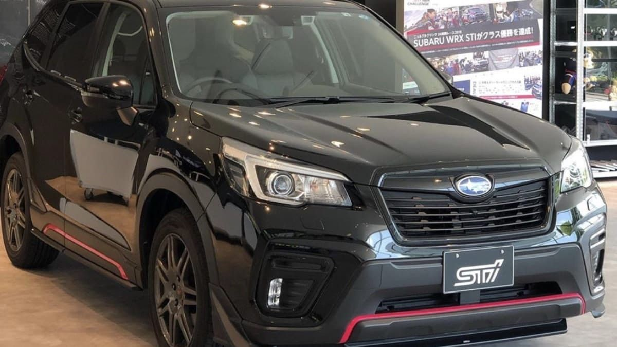 2020 Subaru Forester Turbo Review and Release Date di 2020