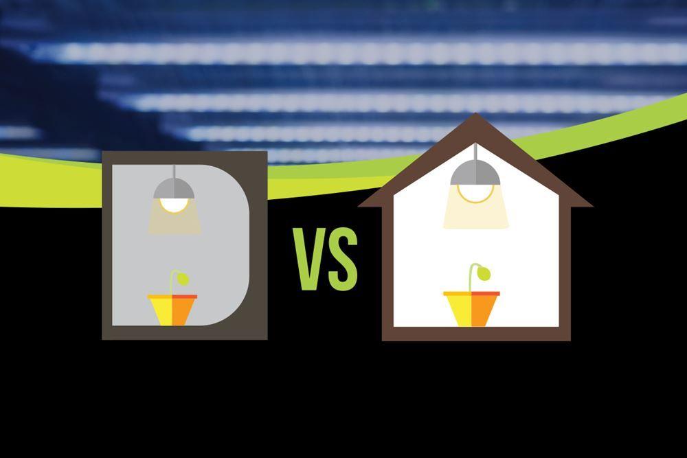 How To Decide Between Grow Tents And Grow Rooms Grow Tent Grow Room Tent