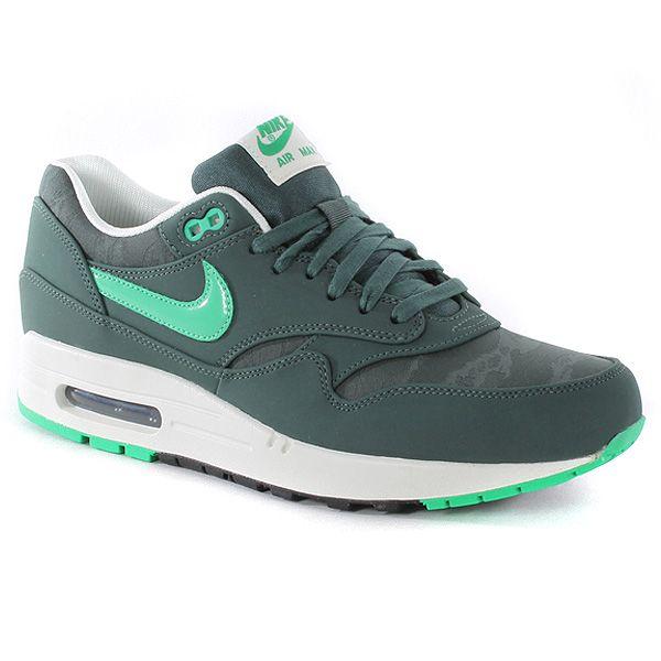 Nike Air Max 1 Prm Shoes Vintage Greengamma Green | Daddy
