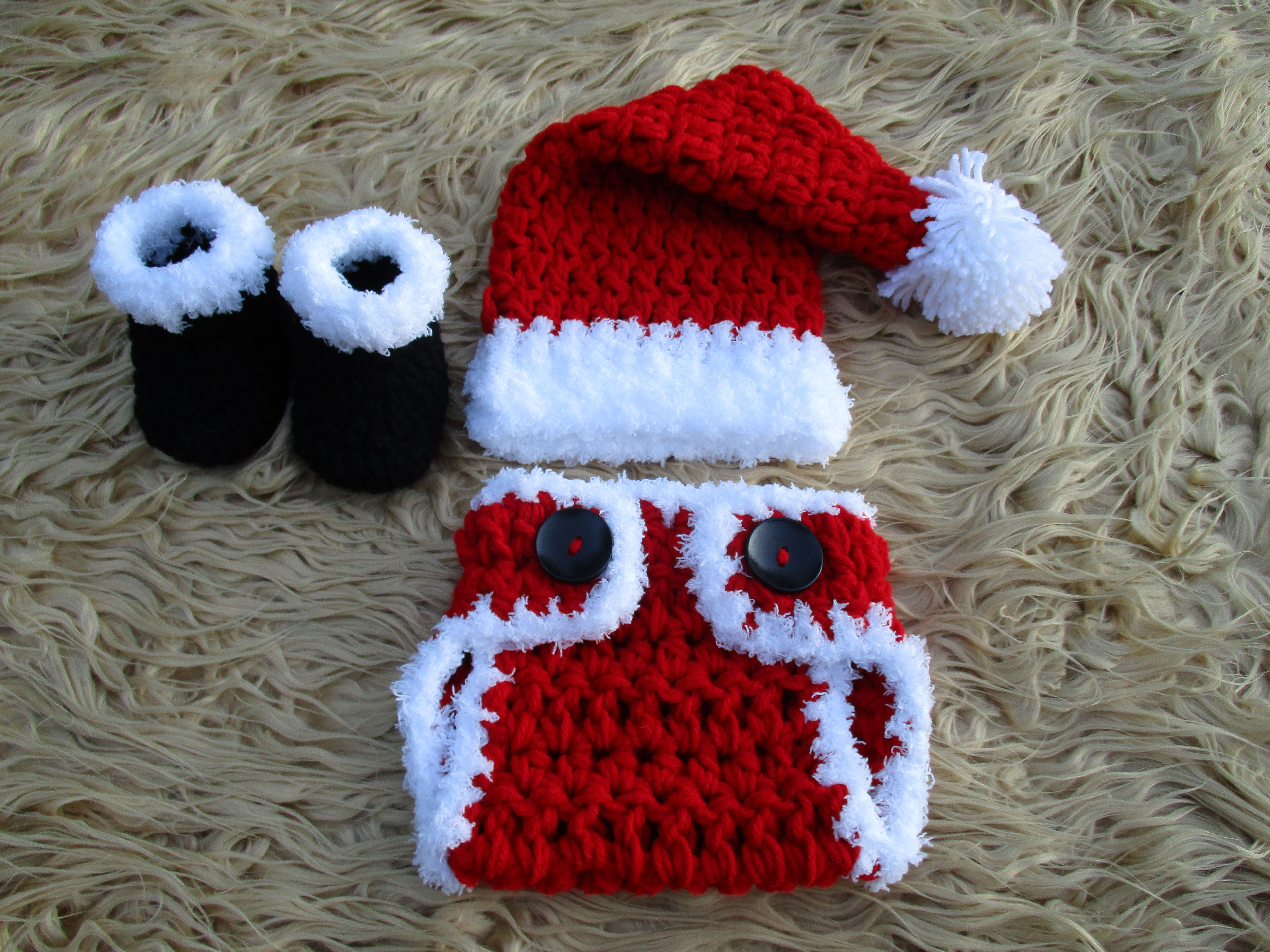 Baby Christmas Outfit Baby Santa Outfit Christmas Baby Outfits