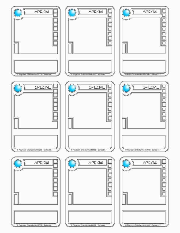 001 Trading Card Maker Free Examples Template For Success In Throughout Card Game Template Maker Trading Card Template Blank Playing Cards Card Templates Free