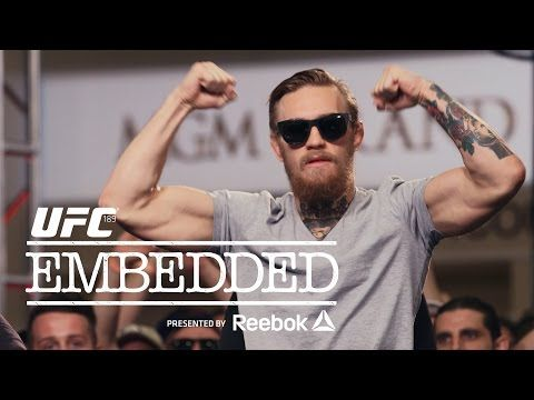Ufc 189 Embedded Vlog Series Episode 8 Ufc Ufc 189 Vlogging