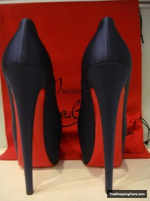 black heels  The Shopping Fans