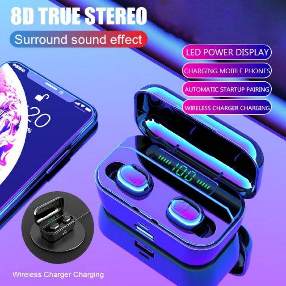 Bluetooth 5.0 Earphone in 2020 Wireless earbuds