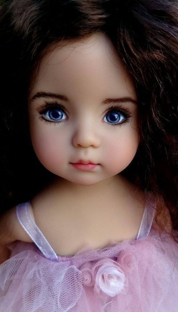 Little Darling Emily by Dianna Effner #Dolls