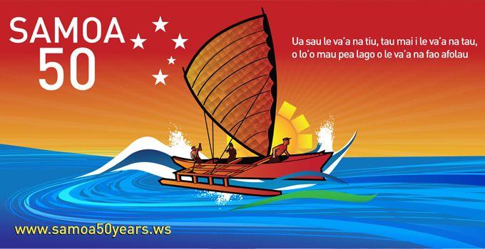 samoa 50th anniversary