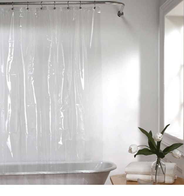 Plastic Shower Curtain Rod Cover Best Ideas