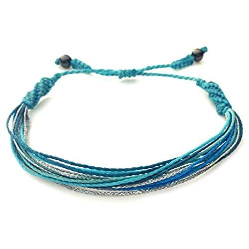 Charm Bracelet - Blue lagoon by VIDA VIDA xGsem9TxL