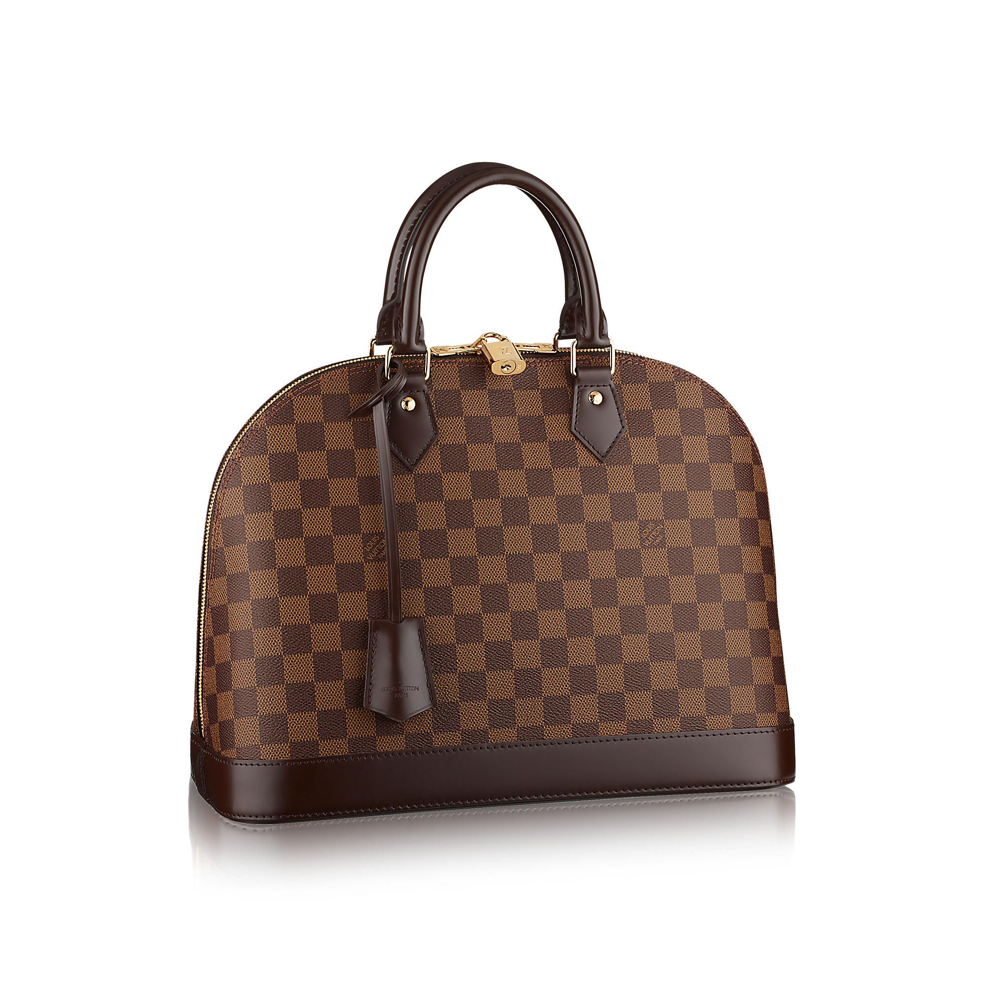 8d3b988ee49e Discover Louis Vuitton Alma MM via Louis Vuitton