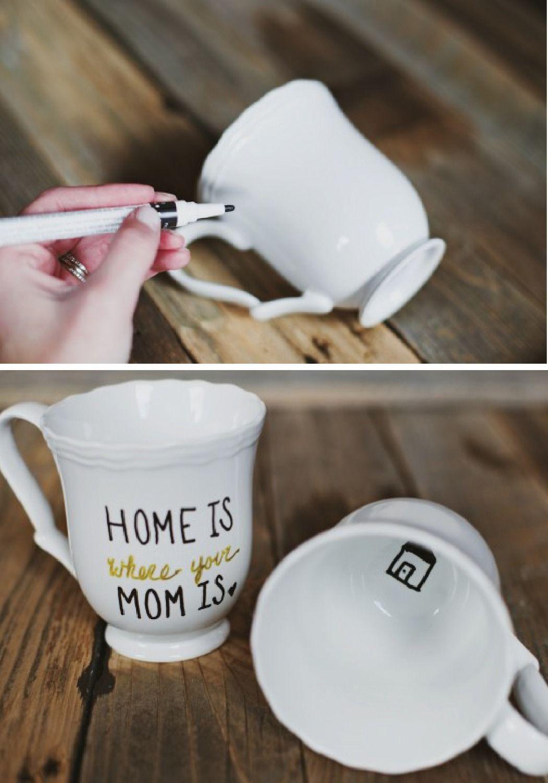 Diy mothers day mug diy mothers day mugs diy gifts