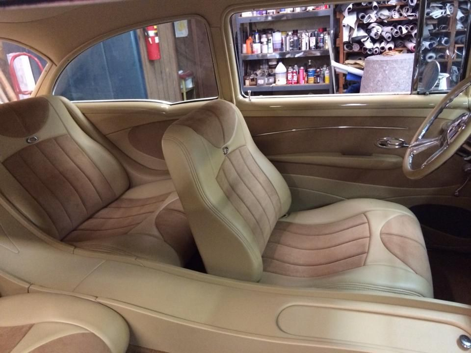 Custom Interior 57 Chevy Bel Air Google Search 57