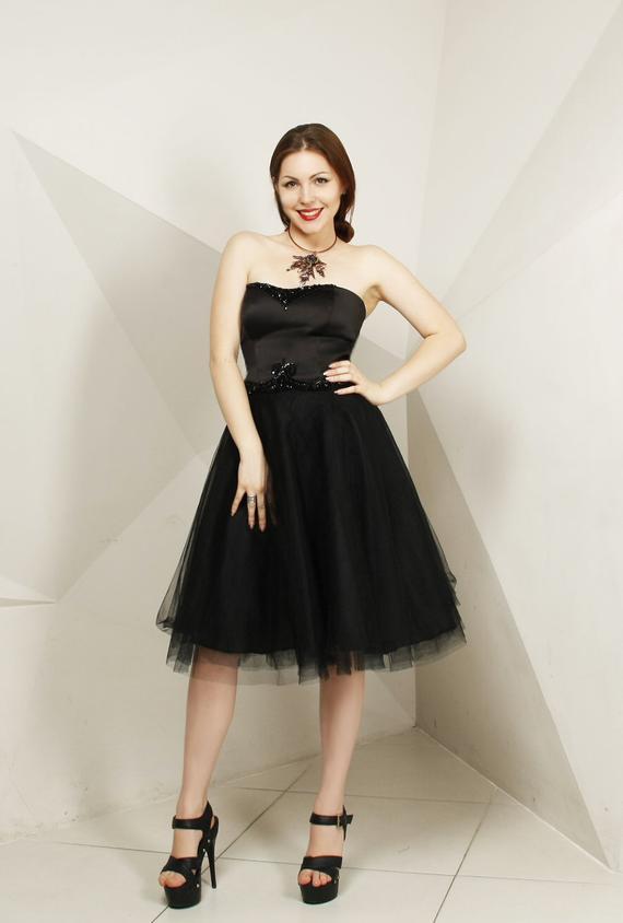 Romantic Black Dresses
