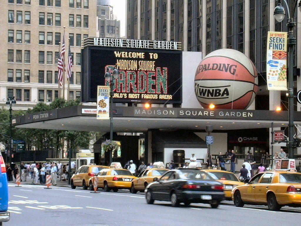 557e8c8cc3b31112485a3b234dc3a240 - Capacity Of Madison Square Gardens New York