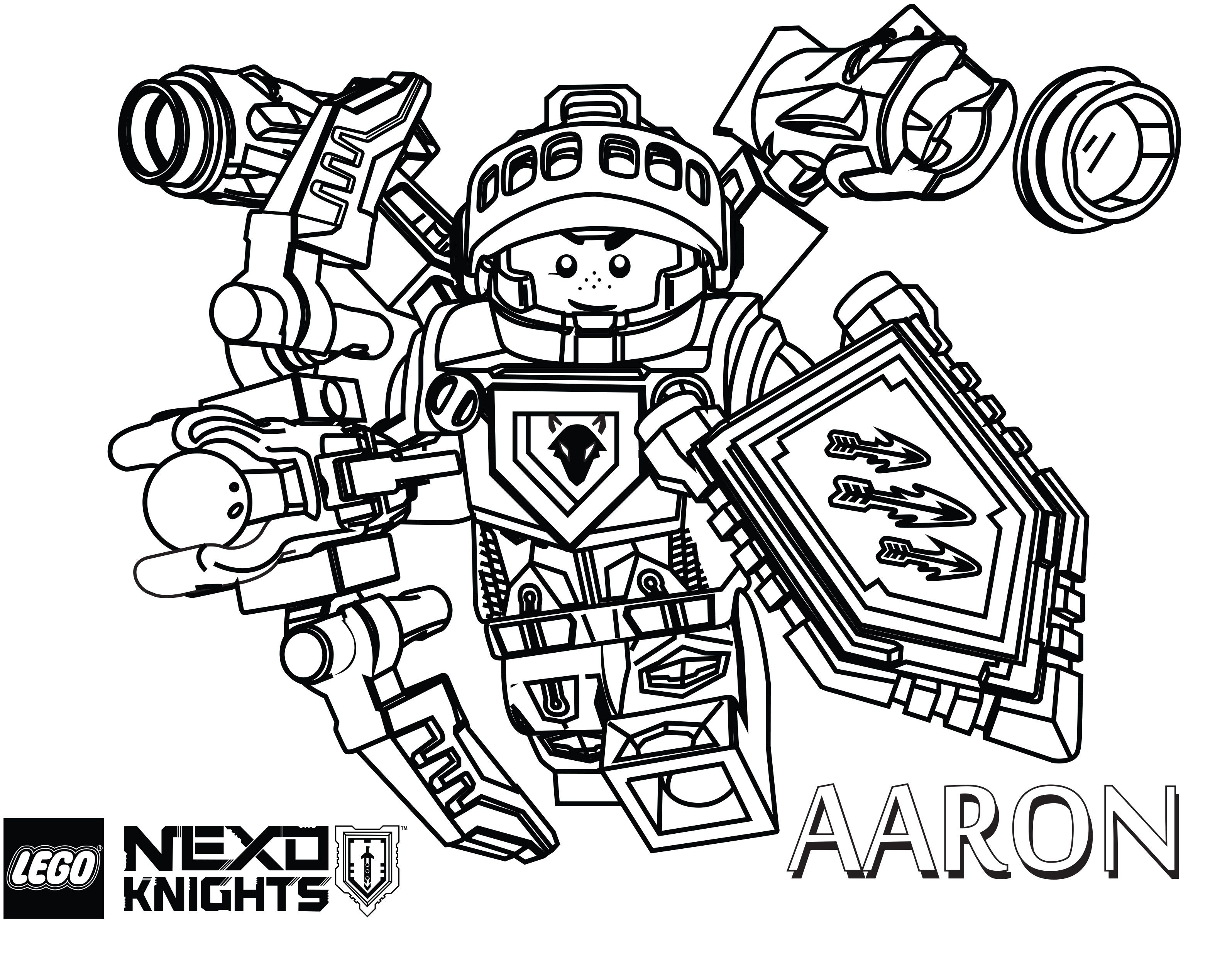 B Nexo Knights Coloring Pages B Lego Coloring Pages Lego
