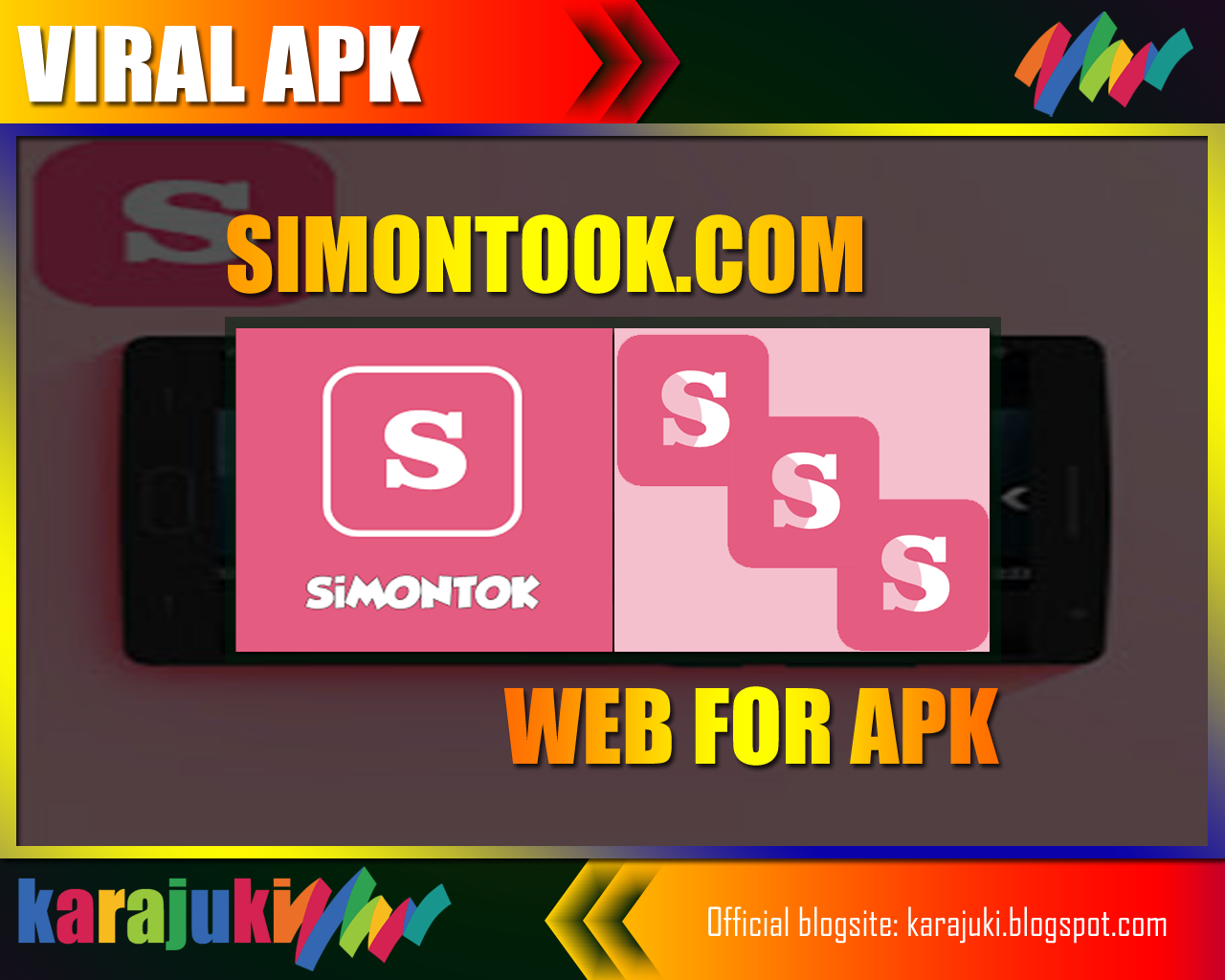 We are searching for simontok apk on