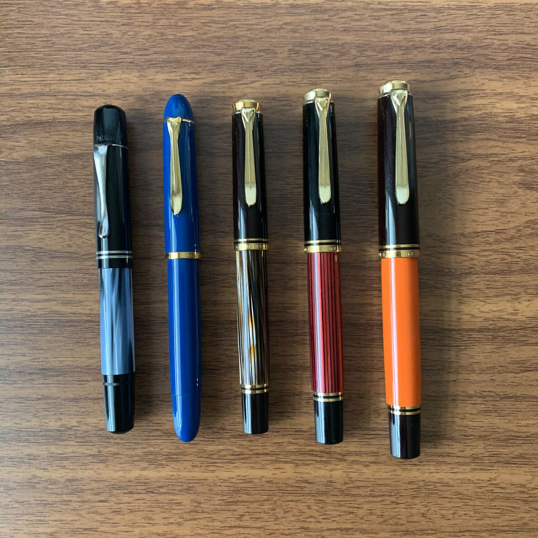 The gentleman stationer pelikan fountain pen pen