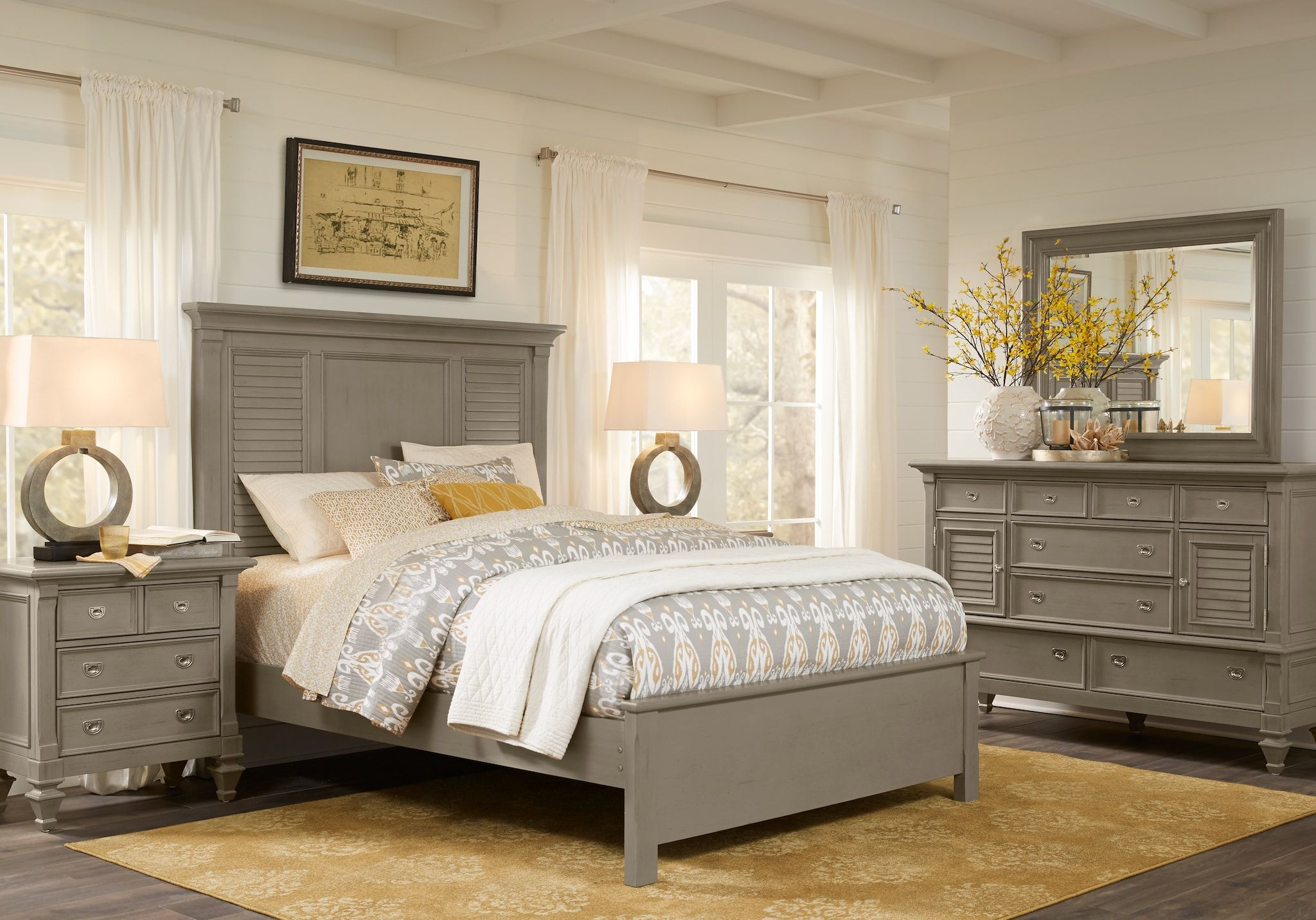 Affordable Queen Bedroom Sets For Sale 5 6 Piece Suites