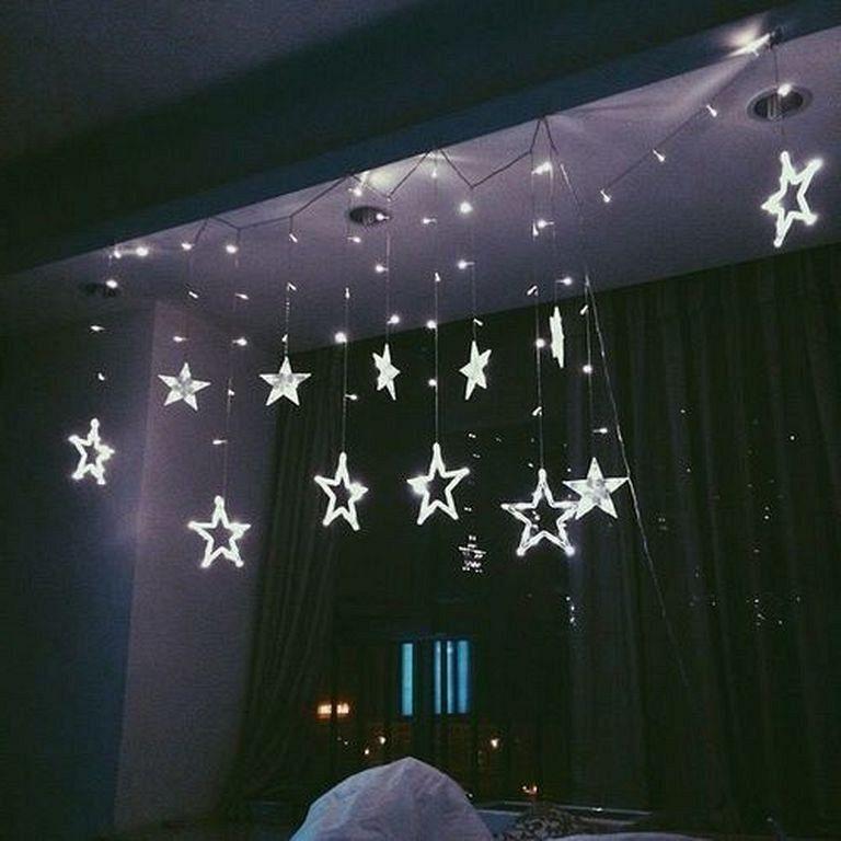 Room Ideas Aesthetic Edgy Roomspiration Decor Lights