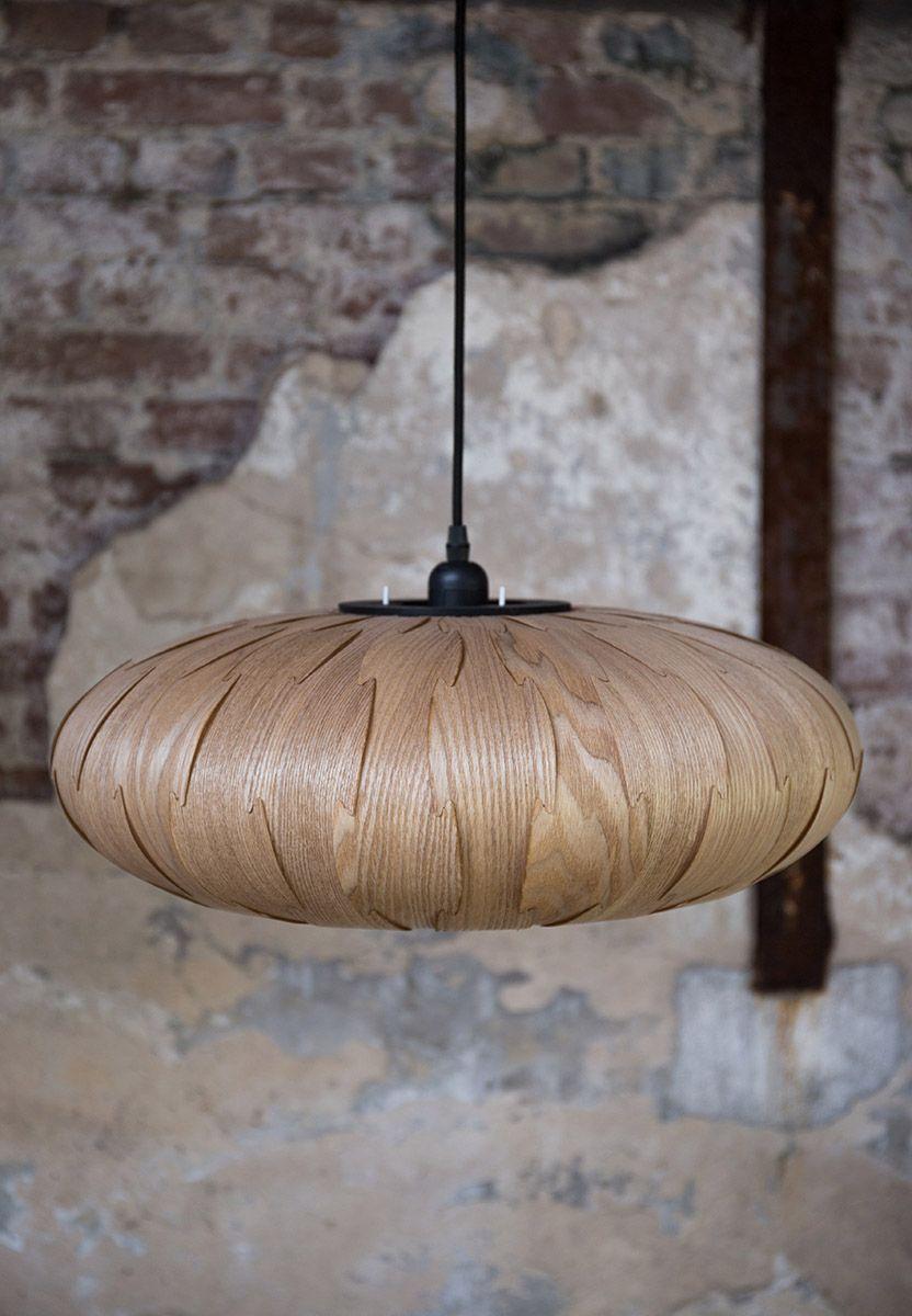 Oval Pendant Lamp