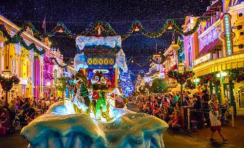 Magic Kingdom Mickey\u0027s Very Merry Christmas Party / Mickey\u0027s Once