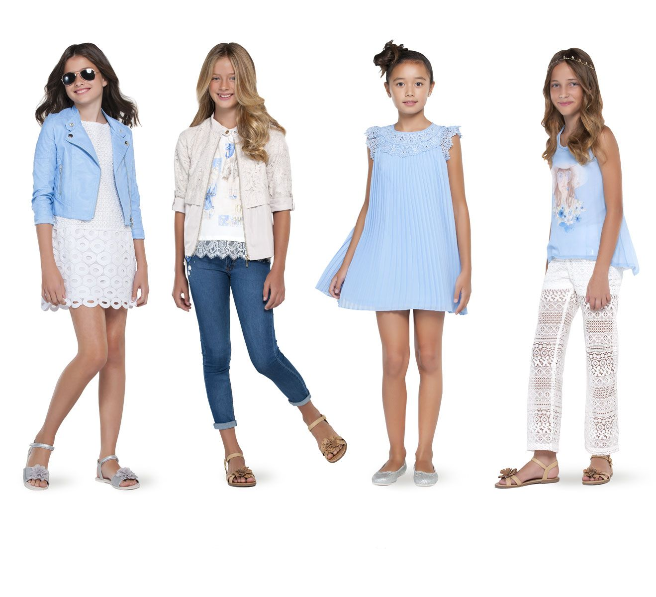 308601d46b63 MAYORAL. Junior Collection. Spring-Summer 2016. | My Girls | Ropa ...