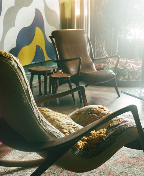 Vladimir Kagan S Living Room Home Furniture