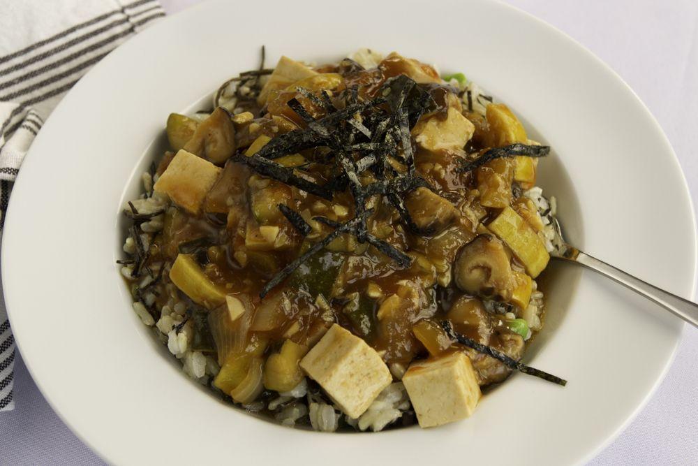 Tofu Teriyaki The Ornish SpectrumThe Ornish Spectrum