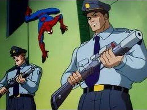 Demolidor vs Homem Aranha - desenhos animados em portugues completos