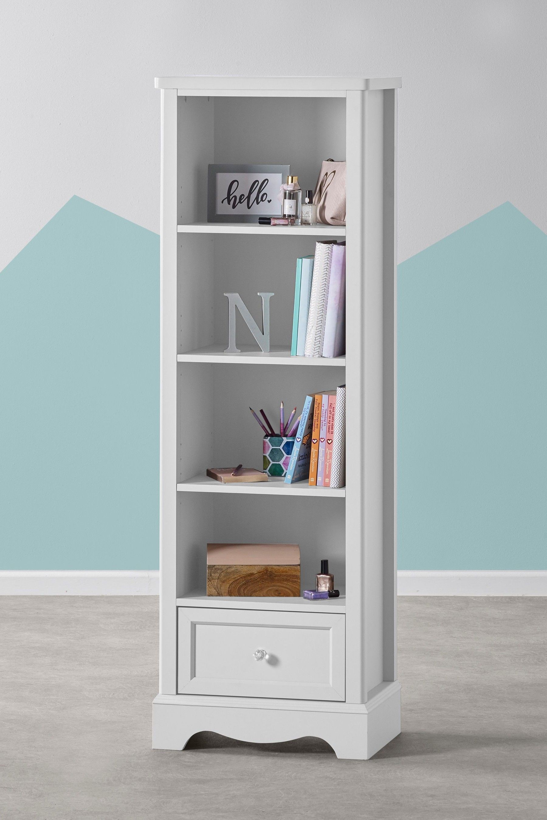 Amelia Bookcase Bookcase White Bookcase Bookcase Shelves