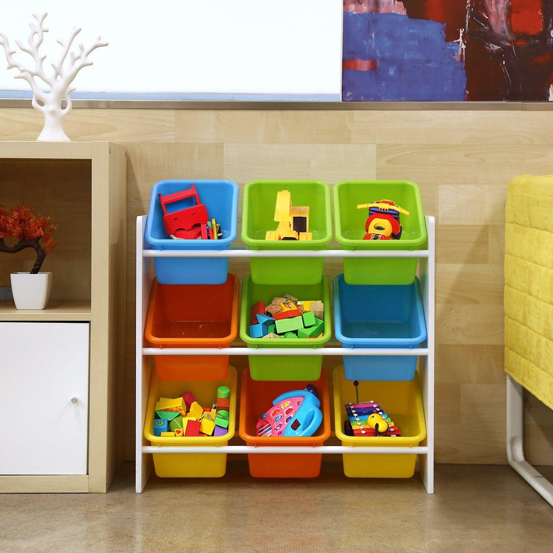 Kids Toy Storage Toy storage for kids bedroom Toddler