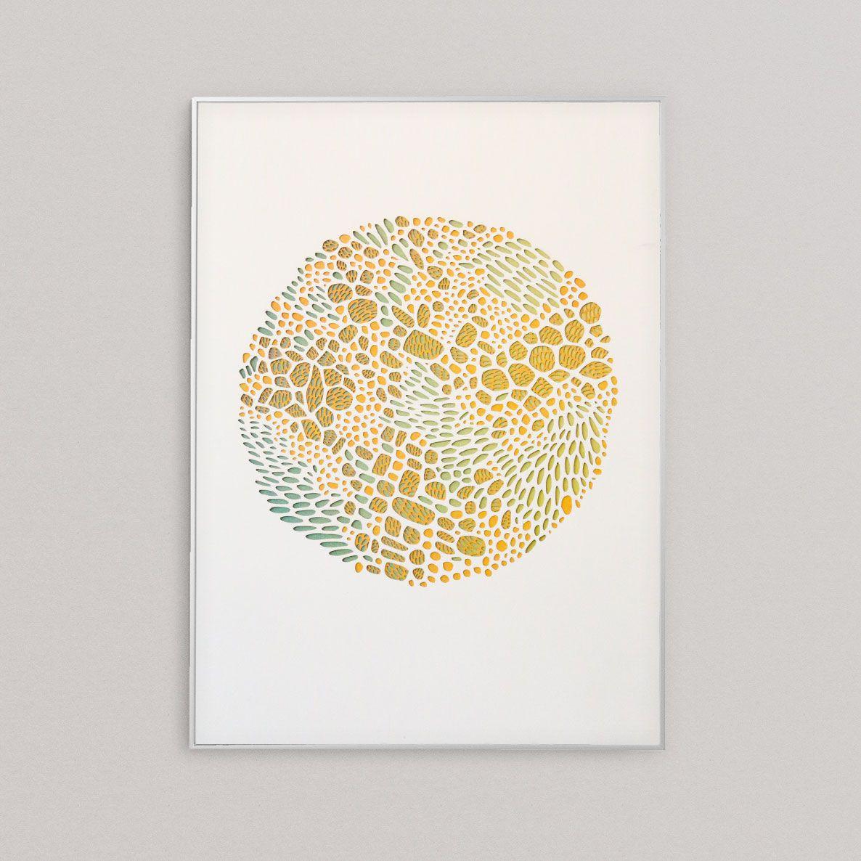 Beautiful layered laser cut art by Stephanie McNabb | HOME ...