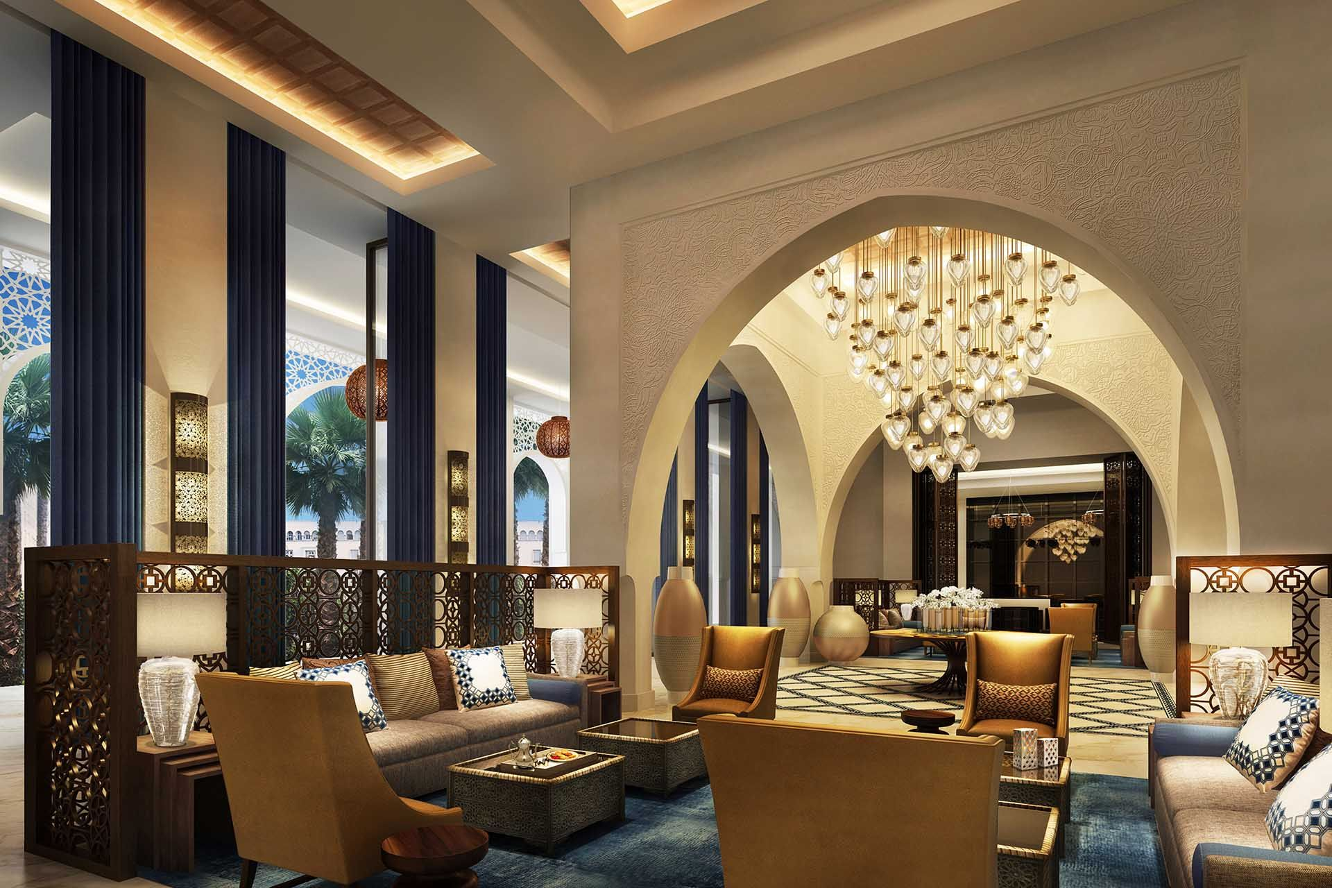 Al Houara Coastal Resort Interior Designers | Wimberly Interiors
