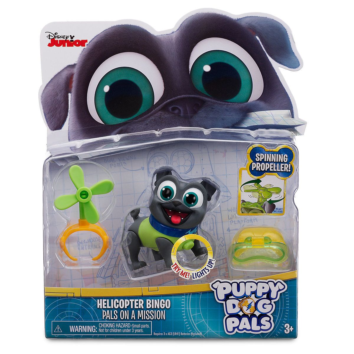 Bingo Pals On A Mission Toy Puppy Dog Pals Dogs And Puppies Toy Puppies Ukulele Design