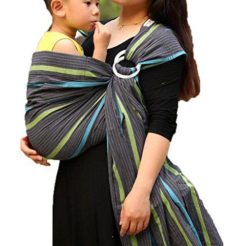 Vlokup Tm Wrap Original 100 Cotton Adjustable Baby Carrier Infant